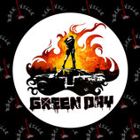 Значок Green Day 2