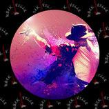 Значок Michael Jackson 1