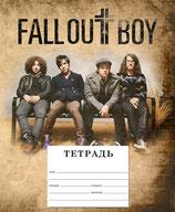 Тетрадь Fall Out Boy 1
