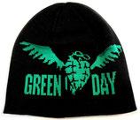 Шапка вязаная Green Day