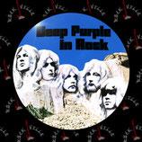 Значок Deep Purple 2