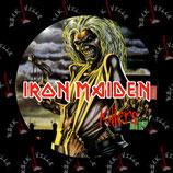Значок Iron Maiden 3