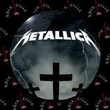 Значок Metallica 8