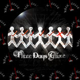 Значок Three Days Grace 9