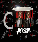 Кружка Asking Alexandria 5