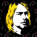 Наклейка Nirvana 2