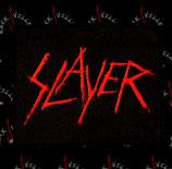 Нашивка катаная Slayer 3
