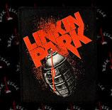Нашивка катаная Linkin Park 1