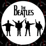Наклейка Beatles 3