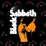 Значок Black Sabbath 3