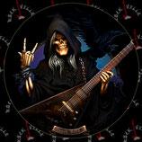 Наклейка Death 2