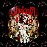 Значок Slipknot 17