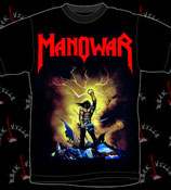 Футболка Manowar 4