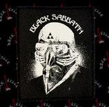 Нашивка катаная Black Sabbath