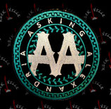 Нашивка Asking Alexandria