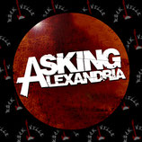 Значок Asking Alexandria 6
