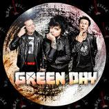 Значок большой Green Day 1