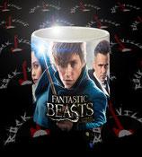 Кружка Fantastic Beasts 1