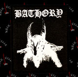 Нашивка катаная Bathory