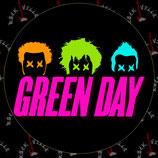 Наклейка Green Day 2