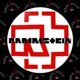 Значок Rammstein 8
