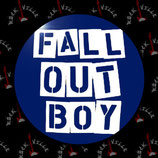 Значок Fall Out Boy 1