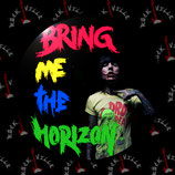 Значок Bring Me The Horizon 4