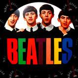 Значок большой The Beatles 2