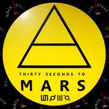 Значок большой 30 Seconds To Mars 1