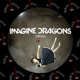 Значок Imagine Dragons 8