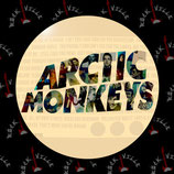 Значок Arctic Monkeys 10