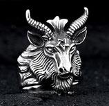 Кольцо Goat Head