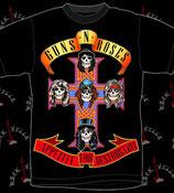 Футболка Guns'n'Roses 5