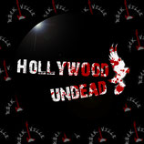Значок Hollywood Undead 4