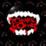 Значок My Chemical Romance 18