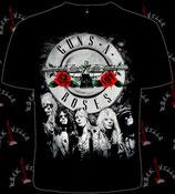 Футболка Guns'n'Roses 1