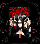 Футболка My Chemical Romance 1