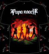 Футболка Papa Roach 2