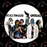 Значок Hollywood Undead 1