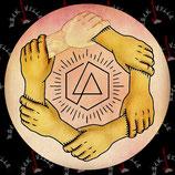 Наклейка Linkin Park 2
