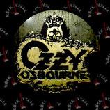 Значок Ozzy Osbourne 3
