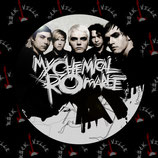 Значок My Chemical Romance 2