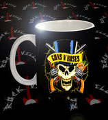 Кружка Guns'n'Roses 1