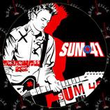 Наклейка Sum 41
