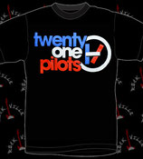 Футболка Twenty One Pilots 4