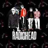 Значок Radiohead 2