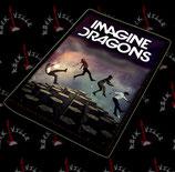 Обложка на паспорт Imagine Dragons 1