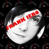 Значок Frank Iero 3