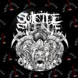 Значок Suicide Silence 4
