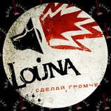 Наклейка Louna 1